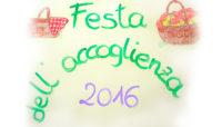 Festa Accoglienza 2016