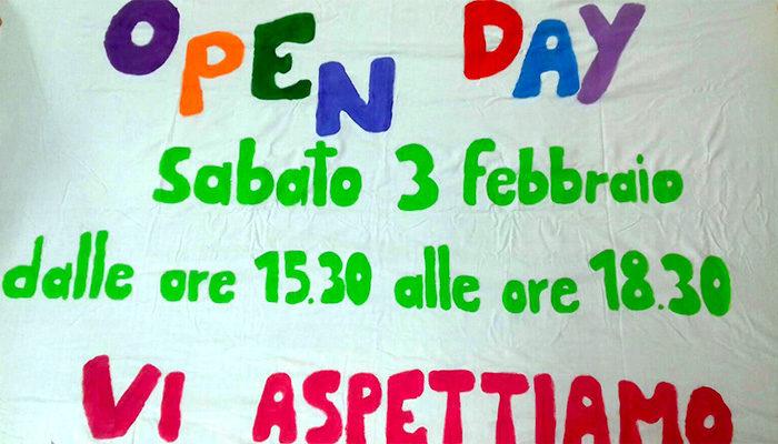 Open Day Campanellino 2018