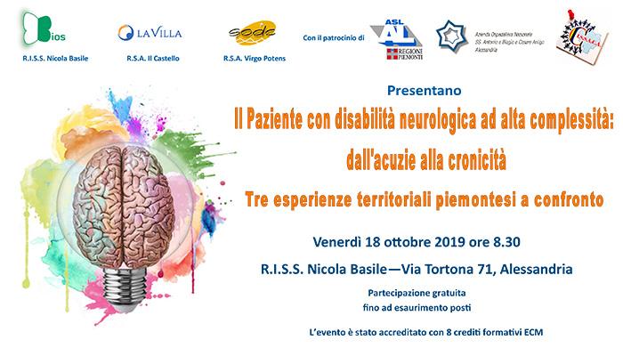 Convegno Disabilità neurologica